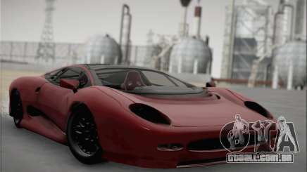 Jaguar XJ220S Ultimate Edition para GTA San Andreas