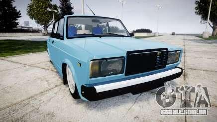 VAZ-2107 melhor modelo para GTA 4
