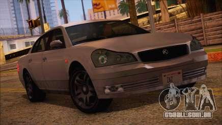 GTA 5 Intruder para GTA San Andreas