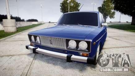 VAZ-2106 no pneuma para GTA 4