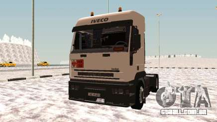 Iveco EuroTech Inflamável para GTA San Andreas