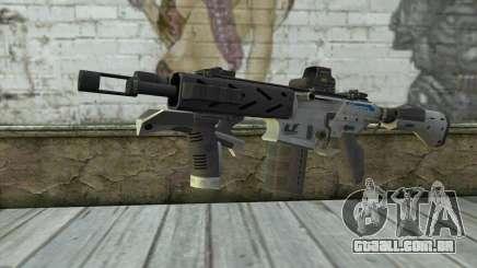 Peacekeeper from Call of Duty Black Ops II para GTA San Andreas