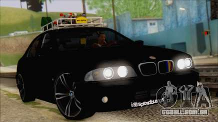 BMW 520d E39 2000 para GTA San Andreas