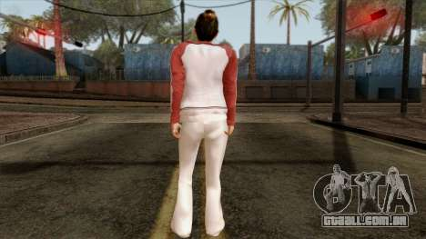 GTA 4 Skin 8 para GTA San Andreas segunda tela