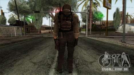 Modern Warfare 2 Skin 10 para GTA San Andreas segunda tela
