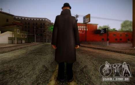 Ginos Ped 25 para GTA San Andreas segunda tela