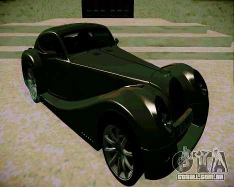 Super ENB fracas e médias PC para GTA San Andreas segunda tela
