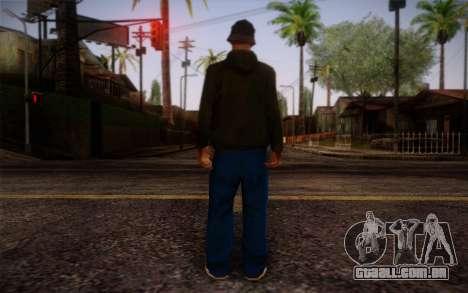 Ginos Ped 18 para GTA San Andreas segunda tela