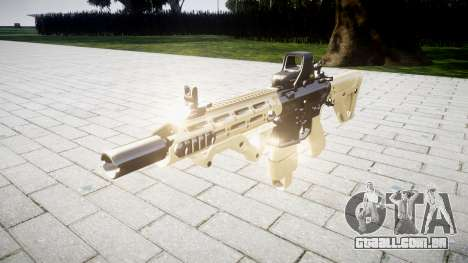 Rifle AR-15 CQB typeeotech para GTA 4