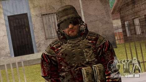 Outlast Skin 7 para GTA San Andreas terceira tela