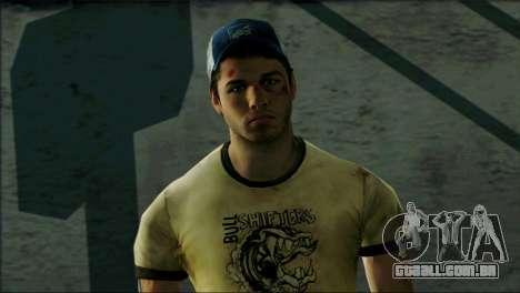 Left 4 Dead Survivor 6 para GTA San Andreas terceira tela