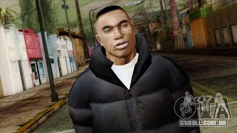 GTA 4 Skin 1 para GTA San Andreas terceira tela