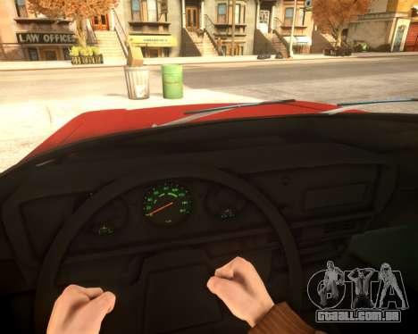 AZLK 2140 4x4 para GTA 4 vista direita
