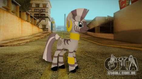 Zecora from My Little Pony para GTA San Andreas