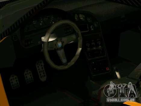 Cheetah из GTA 5 para GTA San Andreas vista direita