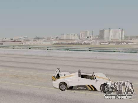 Jundo ENB Series V0.1 para PC fraco para GTA San Andreas quinto tela