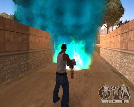 Freaky efeitos para GTA San Andreas