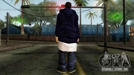 GTA 4 Skin 3 para GTA San Andreas segunda tela