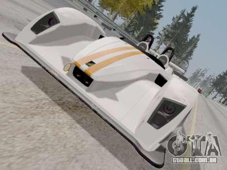 Jundo ENB Series V0.1 para PC fraco para GTA San Andreas