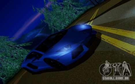 Krevetka Graphics v1.0 para GTA San Andreas décima primeira imagem de tela
