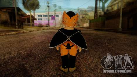 Cell Junior Skin para GTA San Andreas segunda tela