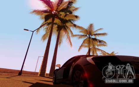 Krevetka Graphics v1.0 para GTA San Andreas terceira tela
