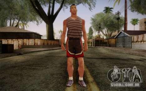 Ginos Ped 23 para GTA San Andreas