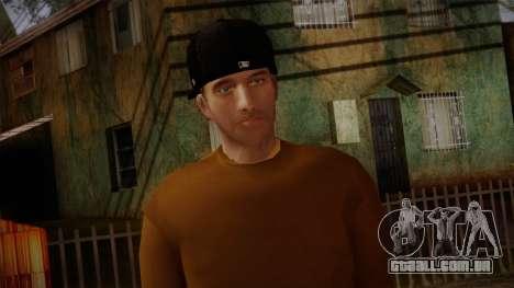 Gedimas Omyst Skin HD para GTA San Andreas terceira tela