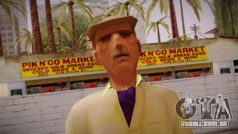 GTA San Andreas Beta Skin 17 para GTA San Andreas terceira tela