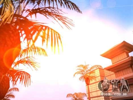 Sunset ENB para GTA San Andreas segunda tela