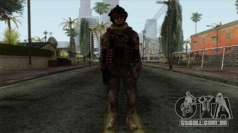 Modern Warfare 2 Skin 8 para GTA San Andreas
