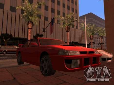 Sunset ENB para GTA San Andreas terceira tela