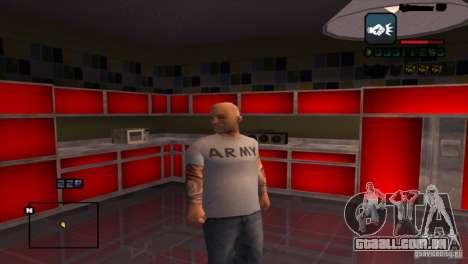 C-HUD Brendi para GTA San Andreas terceira tela