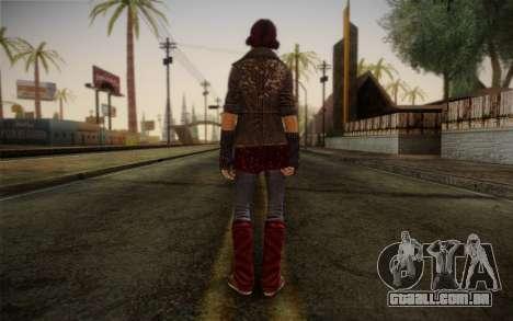 Murdered Soul Suspect Skin 1 para GTA San Andreas segunda tela