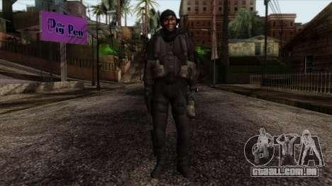 Modern Warfare 2 Skin 18 para GTA San Andreas