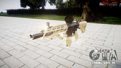 Rifle AR-15 CQB mira para GTA 4