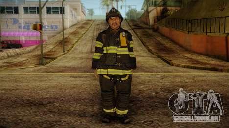 GTA 4 Emergency Ped 6 para GTA San Andreas