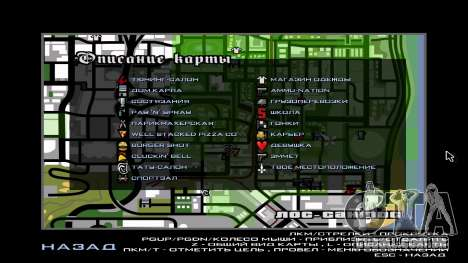 Full HD Interface para GTA San Andreas