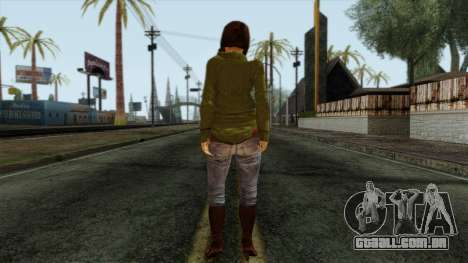 GTA 4 Skin 7 para GTA San Andreas segunda tela