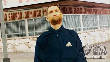 Russian Mafia Skin 3 para GTA San Andreas terceira tela