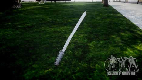Hidden Blade para GTA 4