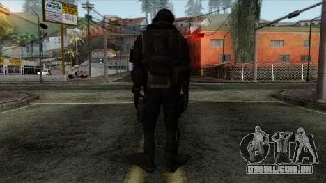 Modern Warfare 2 Skin 9 para GTA San Andreas segunda tela