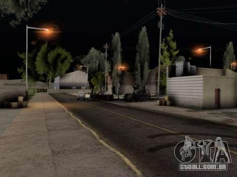 ENB Hans Realistic 1.0 para GTA San Andreas terceira tela