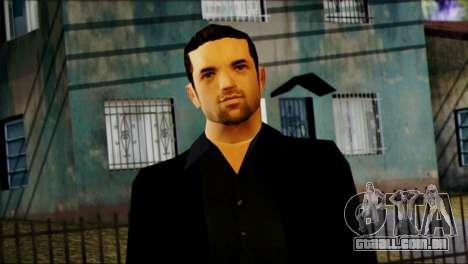 Russian Mafia Skin 5 para GTA San Andreas terceira tela