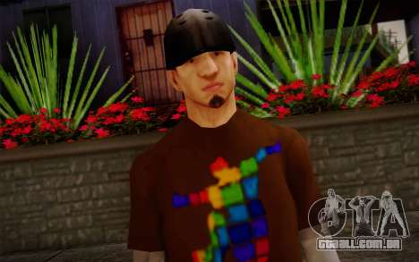 Ginos Ped 22 para GTA San Andreas terceira tela