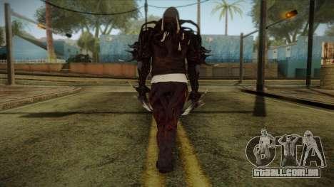 Alex Boss from Prototype 2 para GTA San Andreas segunda tela