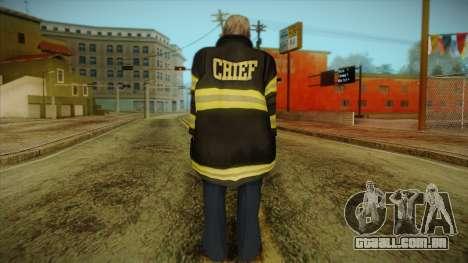 GTA 4 Emergency Ped 13 para GTA San Andreas segunda tela