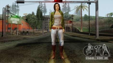 GTA 4 Skin 7 para GTA San Andreas