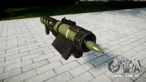 Reorc RPG v2.0 para GTA 4