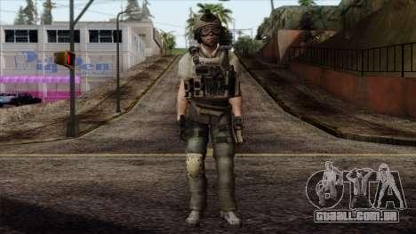 Modern Warfare 2 Skin 19 para GTA San Andreas